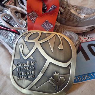 2016多伦多马拉松