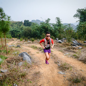 20161106中国英德仙湖山地马拉松-山上青年