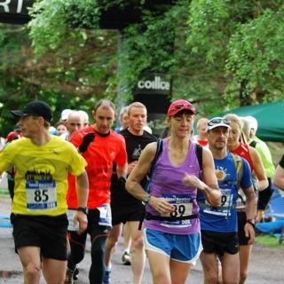 2014爱尔兰波塔姆纳森林马拉松(Portumna Forest Marathon)