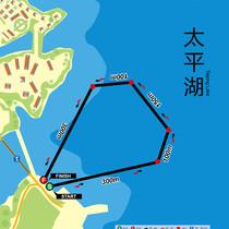 611-2-游泳路线图2000