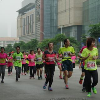2015南宁国际半程马拉松
