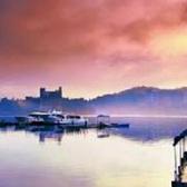 洪泽湖美景及美食
