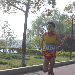 2016中国·海盐南北湖半程马拉松赛 暨全民健身跑活动