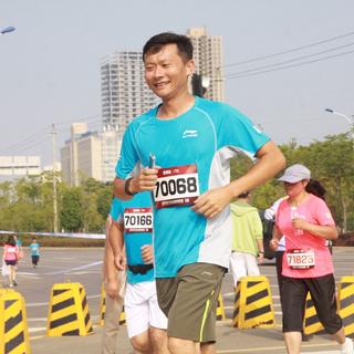 李宁10K路跑赛昆明站