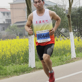 2016 兰溪乡村马拉松赛