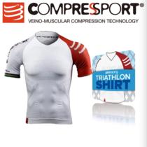 Compressport  Pro Racing Triathlon Shirt 男款