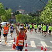 潘晓玲,14km比赛