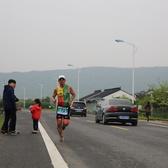 跑步 by 明明