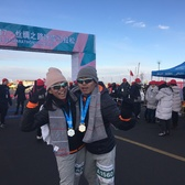 20170101冰雪马拉松