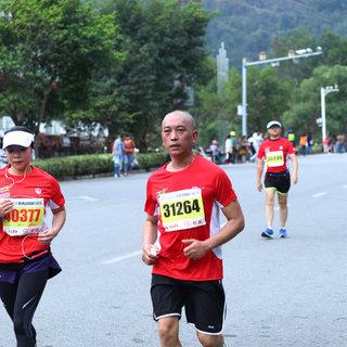 2015南平环武夷山国际马拉松