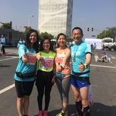 2016上海国际半程马拉松
