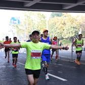 2016杭州马拉松 2016.11.6
