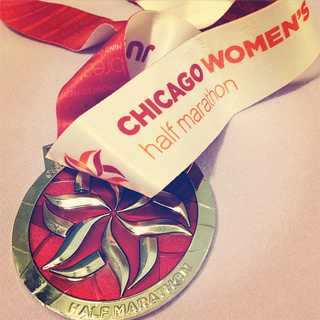 2014 芝加哥女子半程马拉松