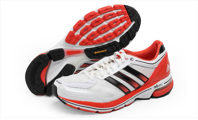 Adidas 阿迪达斯adizero boston 3 男鞋