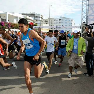 2014卡萨布兰卡马拉松(Grand Marathon International de Casablanca)
