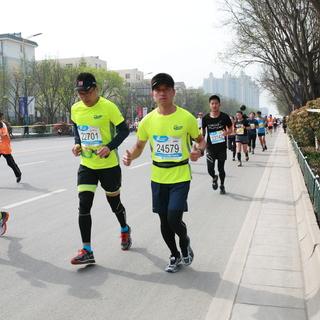 2016杨凌农科城马拉松赛