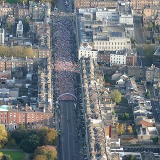 2015 都柏林马拉松