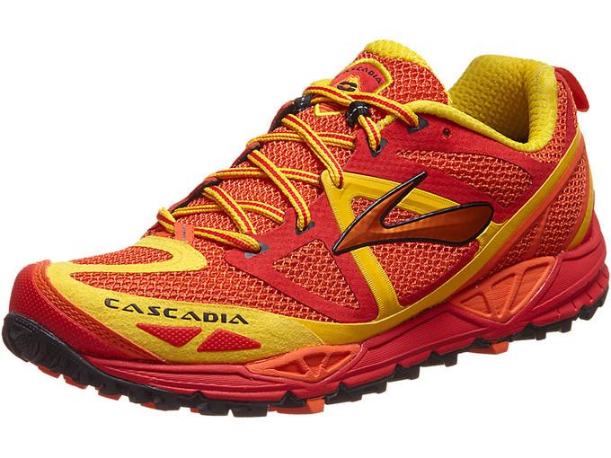 Brooks Cascadia 9 男鞋