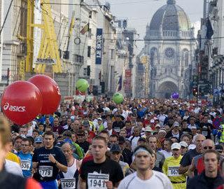 2014 布鲁塞尔马拉松