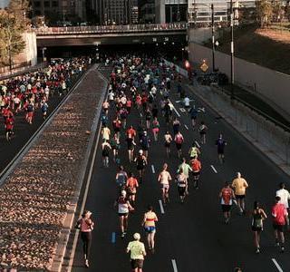 2015 芝加哥马拉松