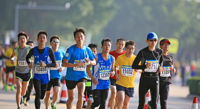 2014珠海马拉松