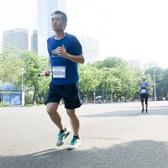 2014广州接力马拉松8:30