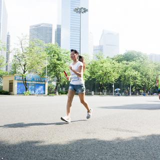 2014广州首届接力马拉松