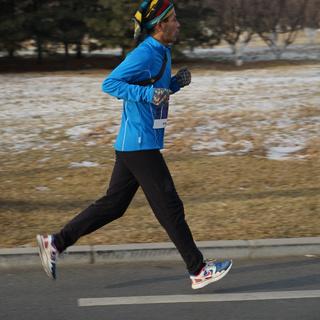 维思户外冬季半程马拉松