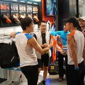 2015萨洛蒙城市越野北京卓展站