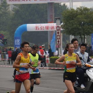 2015揭阳半程马拉松