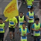 20150111揭阳马拉松11km点