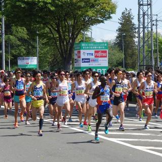2016 仙台国际半程马拉松马拉松