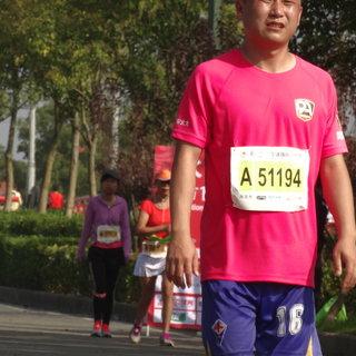 2015 宁波国际马拉松