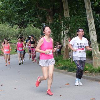 "2014""Dazzle""杯女子10公里赛"