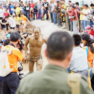 2014泥巴大赛——杀死卡路里