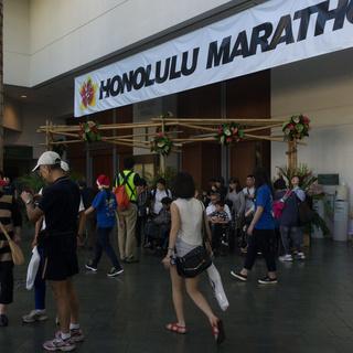 2014火奴鲁鲁马拉松