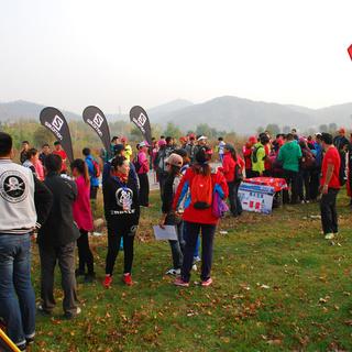 2015 Salomon城市越野跑年赛(全国首站-沈阳站)