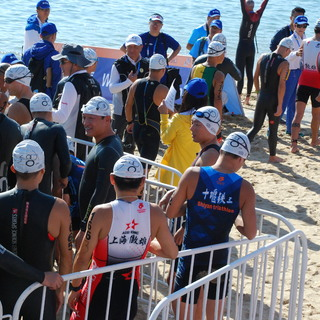 2015威海世界长距离铁人三项锦标赛