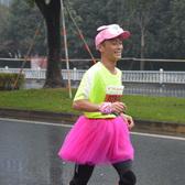 2015.11.1杭州马拉松21KM 10:00--10:30