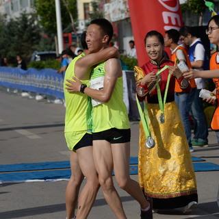 2014铁木真山地车挑战赛及国际草原马拉松极限挑战赛