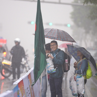2015年广东清远国际马拉松赛