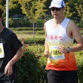 2015宁波国际马拉松 王焕 10:51-11:18