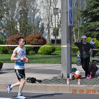 2015 黄河口(东营)国际马拉松