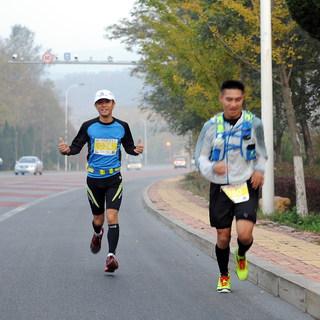 2014 大连环黄泥川越野马拉松赛