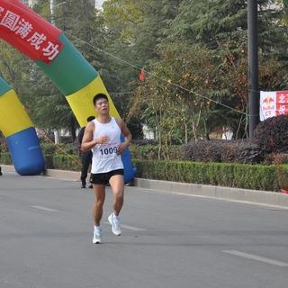 2013 中国上饶全国半程马拉松