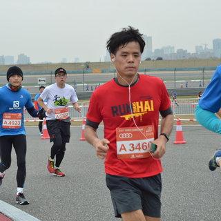 3km 陈小蝶 10:23-10:40