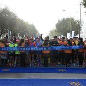21公里开跑记录(徐少摄)