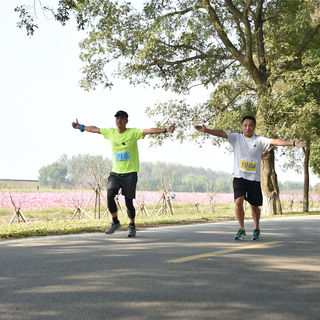 2015 钱江追潮马拉松