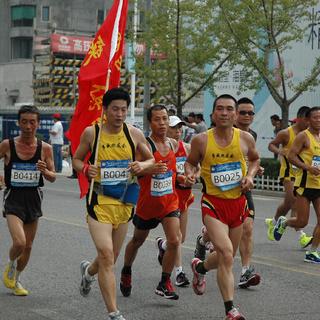 2014秦皇岛国际马拉松