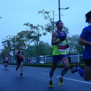 2015上海马拉松